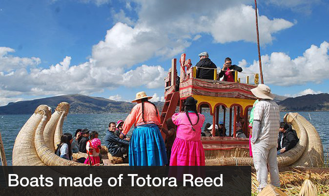 Day trips from cusco - Uros Islands Lake Titicaca