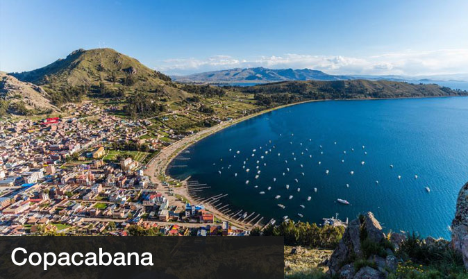 Day trips from cusco - View Lake Titicaca